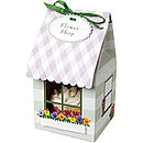 Flower Shop Small Cupcake Boxes