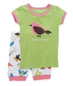 'Tweet Dreams' Short Sleeved Pyjamas