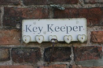 Key Keeper (Green edge)