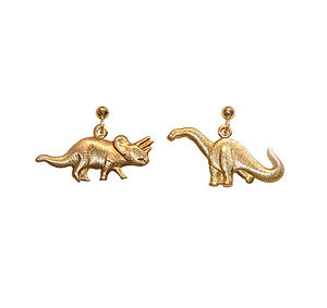 Dinosaur Earrings - gifts for teenage girls