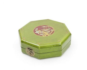 Octagonal Jewellery Box