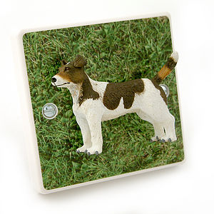 Jack Russell Dog Light Switches