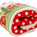 Baby Blanket 'Gnomeville'