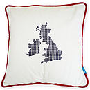 Ivory UK and Ireland Cushion