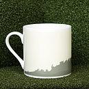 Dunes Golfing Mug