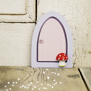 Fairy Door Personalised - children's room accessories