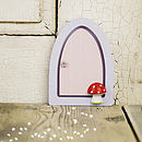 Fairy Door Personalised
