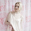 Silk Swan Cami Nightie
