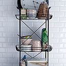 Metal Storage Stand