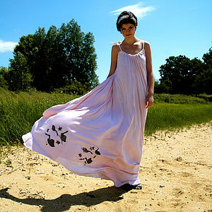 Swan Star Maxi Dress - dresses