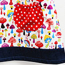 Girl's Toadstool Dress
