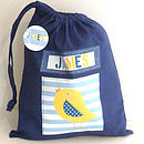Child's Personalised Party Bags
