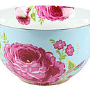 PiP Studio LArge 23cm Bowl Blue
