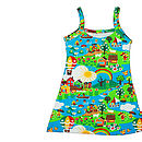 Girl's Summer Beach Dress