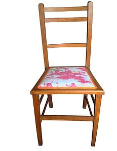 Jules Vintage Chair - furniture