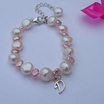 Personalised Little Girl's Bracelet