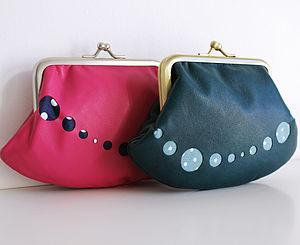 Small Dot Purse - purses & wallets