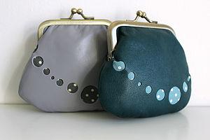 Coin Dot Purse - purses & wallets