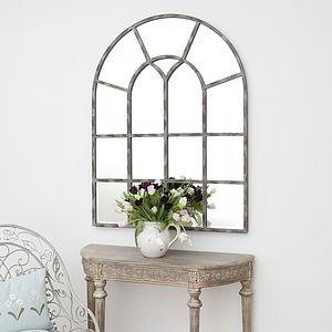 Wonderful Window Mirror - spring home updates