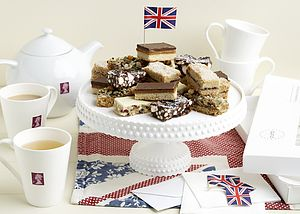 British Afternoon Tea Party Gift Box - teatime
