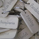 Personalised Key Ring