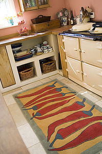 Chilli Rug - rugs & doormats