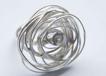 English Rose - Ring