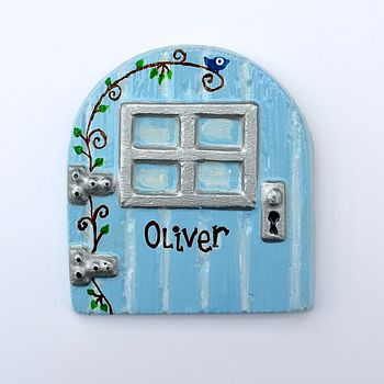 Personalised Fairy Door Decoration
