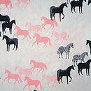 Equus Hand Printed Scarf