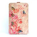 Springtime Leather Phone Case