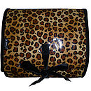 Cheetah Weekender Wash Bag