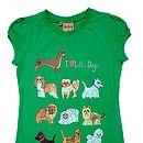 Little Dogs T Shirt