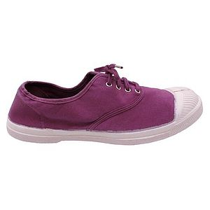 Bensimon Lacet Femme Violette Shoes - women's fashion