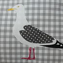 Seagull Cushion