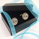 No Cufflinks in Standard Box