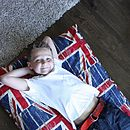 Union Jack Floor Cushion