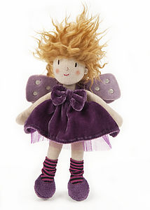 Favourite Tooth Fairy Doll - toys & games