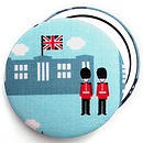 Compact Mirror 'London'