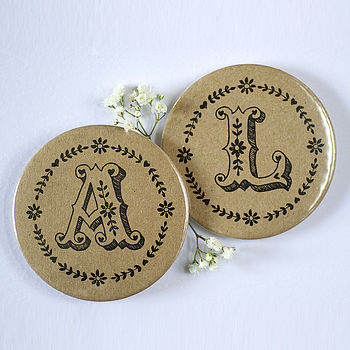 Personalised Pocket Mirror