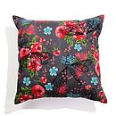 Rose Garden Quilted Cushion Cover