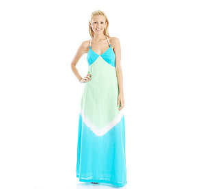 Capri Maxi Dress - dresses