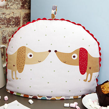 Hot Dogs Tea Cosy Theme
