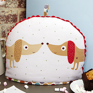 Hot Dogs Tea Cosy - tea & coffee cosies