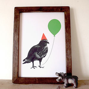 Birthday Gift Eagle Print - best for birthdays