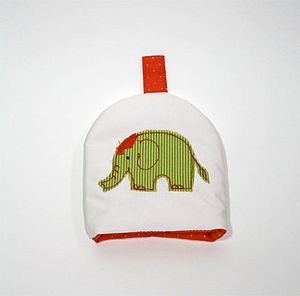 Elephant Egg Cosy