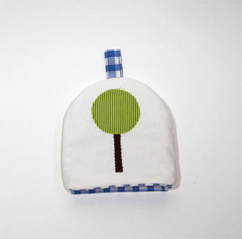 Lollipop Tree Egg Cosy - Green Tree