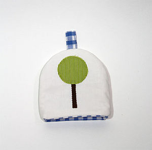 Lollipop Tree Egg Cosy - egg cups & cosies