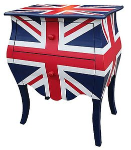 Funky Chest Of Drawers / Bedside Table - furniture