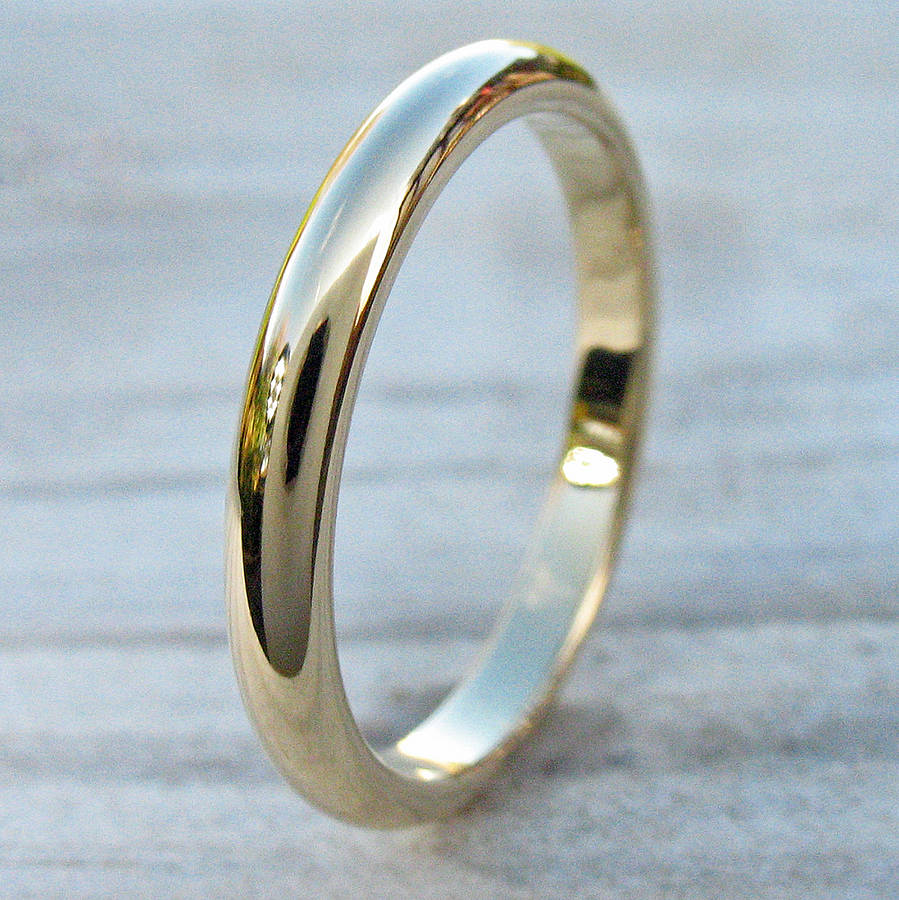 eco friendly wedding ring gold or platinum - Eco Friendly Wedding Rings