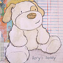 Favourite Teddy Portrait